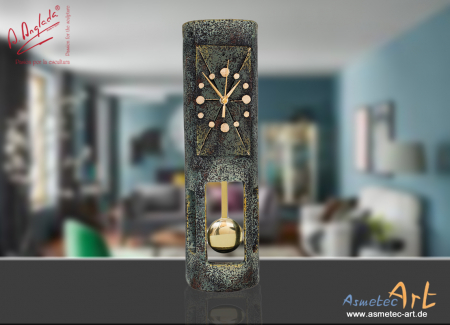 A.Anglada 517 - Clock - Roof Tile